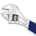 Регулируемый гаечный ключ из кованой углеродистой стали с логотипом на заказ