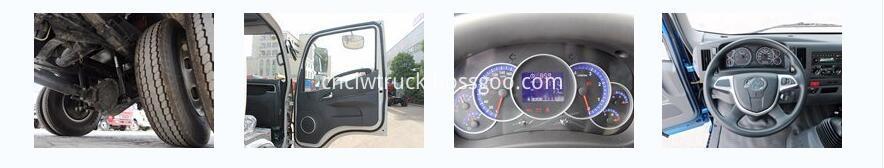 JAC refrigerated van 8