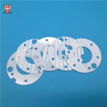 découpage au laser meulage disque céramique zircone ZrO2
