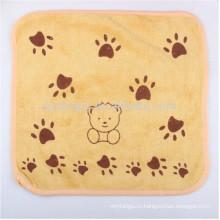 Высокая абсорбциа мягкое детское полотенце, детское полотенце, детские полотенца для рук