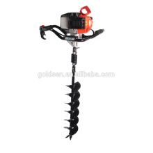 52cc 1700w Hand-Held Soil Hole Drilling Machine Earth Auger Portable Manual Fence Post Hole Digger