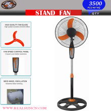 16inch Boden Steh Fan-mit Feuerzeug Runde Basis