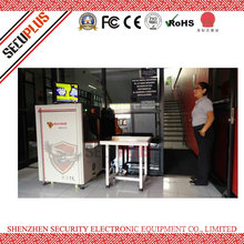 Small size Baggage and Parcel Inspection X-ray Detector Machine for casino