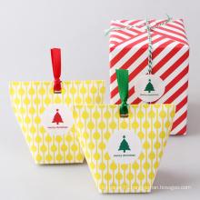 Christmas Gift Box Decoration Sealing Adhesive Label Sticker