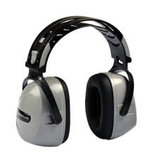 Silver Gray Safety Protect Earflugs Hearing Protection Safety Earmuff with Ce