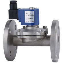Flange Connection Direct Acting Solenoid Valve