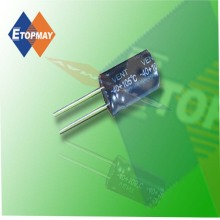 НРП неполярных радиальные Алюминиевый электролитический конденсатор 85c