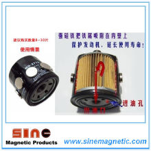 Auto Engine Oil Filter Strong Permanent Magnet