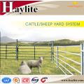 Portátil galvanizado portátil ganado ovejas valla paneles para la venta