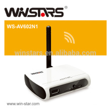 Wireless HDTV Android TV Dongle , 802.11n HDTV box