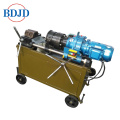 Baja Bar Penyambungan Lurus Thread Mesin Rolling Screw Bolt Thread Making Machine
