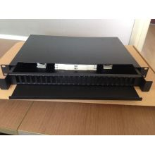 24 SC Optical Fiber Optic Panel