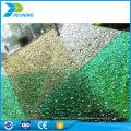 цветной тисненый лист поликарбоната
