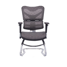 Mid Back Conference Room Ergonomic Conference Mesh Office Chair