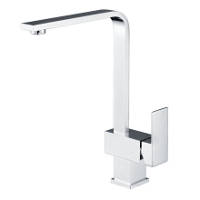 Single Handle Hot and Cold Kitchen Faucet