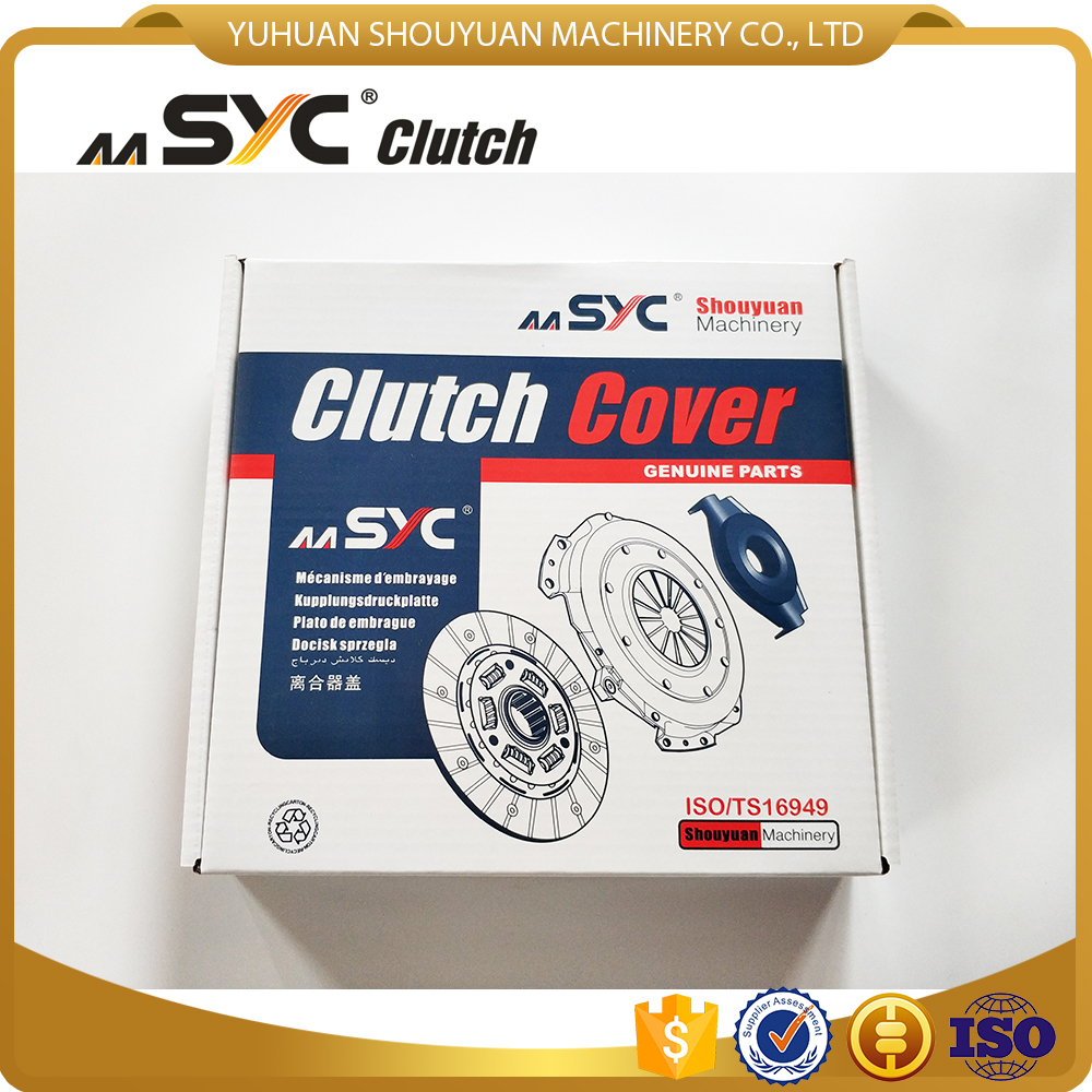 Syc Clutch Cover