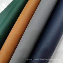 El grueso cuero de PVC