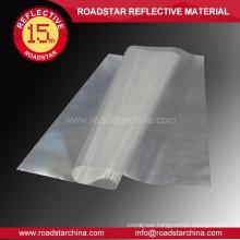 durable reflective prismatic pvc roll