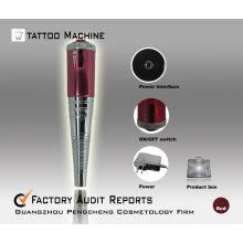 Permanente Maquiagem caneta sobrancelha tatuagem máquina de alumínio lastest-MP-1