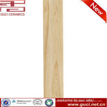 Фошань фарфор застекленная деревенская плитка гостиной деревянная плитка