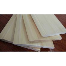 Panneau de plancher en bois de cèdre imperméable