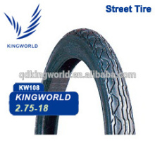 2.75-18 Durable High Speed Street Motor Cycle Tyre