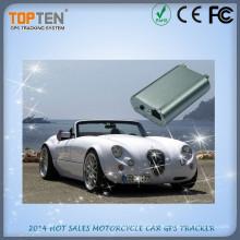 Auto carro sistema de alarme de prata (TK108-J)