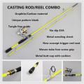 SPR090 china fishing tackle spinning carbon fiber fishing rod
