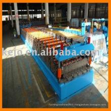 Machine de formage de feuilles de toit IBR