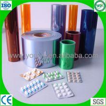 Película blister de PVC de grado médico
