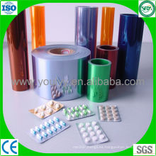 Película de ampolla de PVC de grado médico