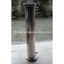 Серия из нержавеющей стали снабжение жилищем мембраны RO воды очистных