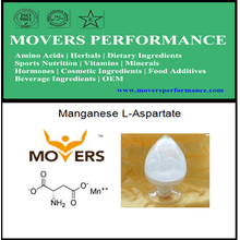 High Quality Food Grade Manganese L-Aspartate