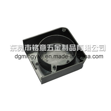 Precision Aluminum Alloy Die Casting of Outer Cover with CNC Machining Made in China
