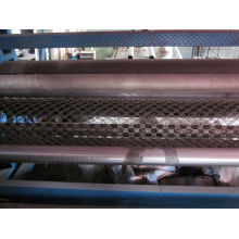 Velvet Pile Plush Fabric Hot Roller Printing Machine