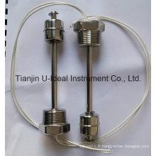 Type de flotteur Interrupteur du capteur de niveau d'eau