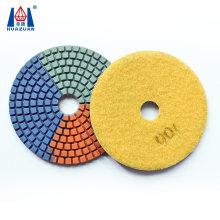 High Perfomance 3 Color Diamond Polishing Pad