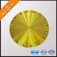 """32 """"-60"""" BS 4504 forja em aço inoxidável flange PN6-100 fabricados na China"""