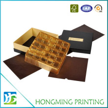 Luxury Gift Cardboard Chocolate Packing Boxes