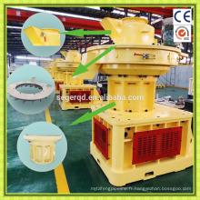 Granule de bois de sciure de biomasse faisant la machine