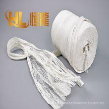 cuerda de relleno del cable de la alta tenacidad / pp, cuerda de relleno del cable del negro / pp