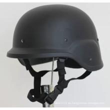 Palanca de NIJ Iiia UHMWPE Pasgt casco a prueba de balas
