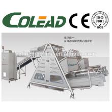 Máquina de secagem de venda quente / máquina de secagem de fruta industrial / linha de processamento de vegetais /