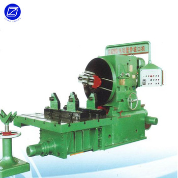 Pipe Fitting Bevelling Machine