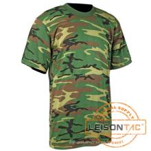 La camiseta militar cumple con la norma ISO