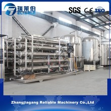 Reliable 10t Industrial RO Purification System Water Treatment Plant