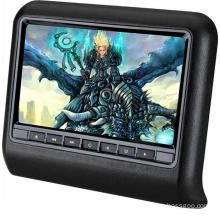 9 Inch Clip on Headrest DVD with HDMI Function