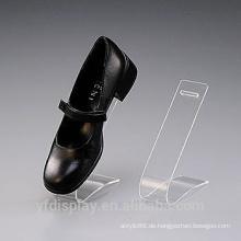Klare Acryl Schuhhalter / Acryl Schuh Regale