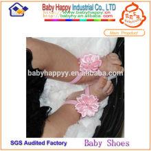 Hongkong Sommer Soild Farbe Baby tragen 1 Dollar Schuhe