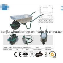 Carrinho de mão de roda (WB6414A)